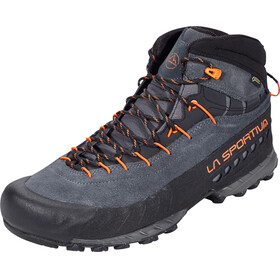 La Sportiva TX4 GTX Mid Shoes Men Carbon/Flame
